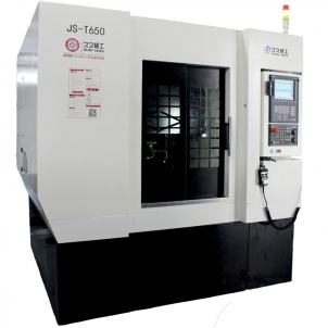 JS-T650-V1.0 高速数控石墨加工机